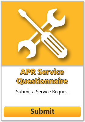 APR Service Questionnaire