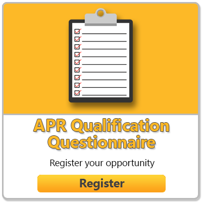 APR Qualification Questionnaire