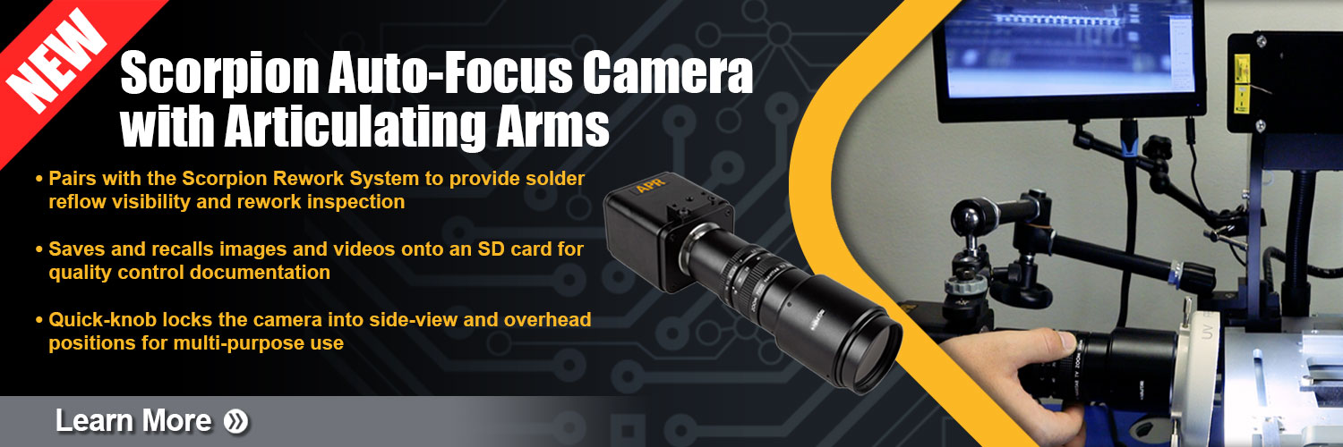 Scorpion Auto Focus Camera